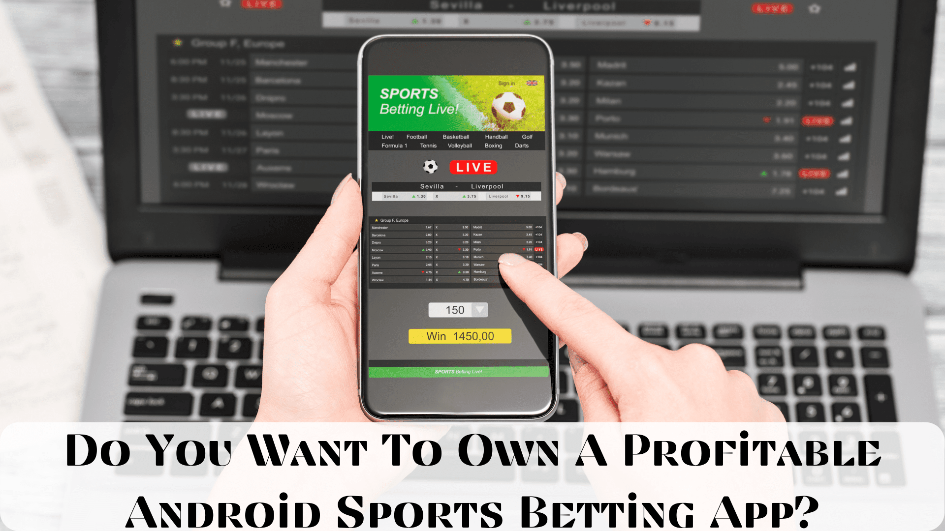 buy android sports betting app