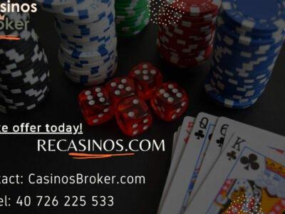 Casino domain: ReCasinos.com for Sale