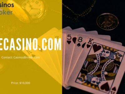 TobeCasino.com for Sale